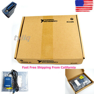 New National Instrumens NI GPIB-USB-HS Interface Adapter controller IEEE FREE US