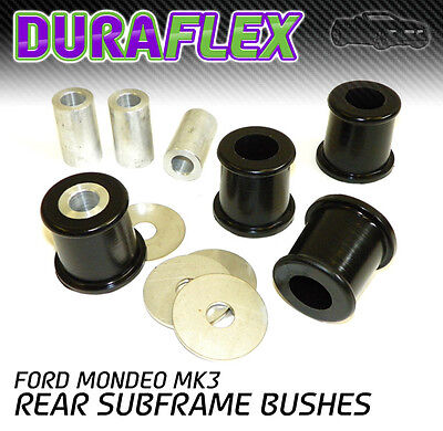 Ford Mondeo Mk3 (2001-On) Rear Sub frame bushes Duraflex Comfort POLYURETHANE