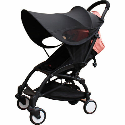 UV Sunshade Canopy Cover with Net Baby Accessories for Babyzen YOYO Stroller