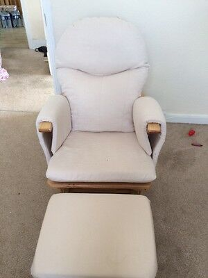 Glider Rocking Chair - Hardly Used