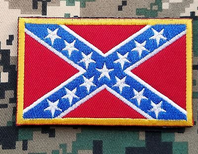 U.s. War Flag 3D Usa Army Morale Badge Tactical Embroidered Hook Loop Patch ^01