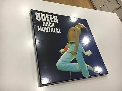 Queen Rock Montreal  3 Lp Box Sealed Mint 2007