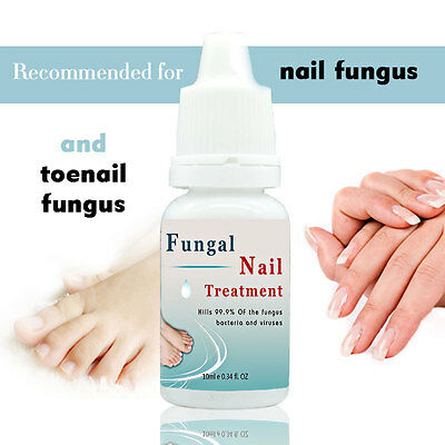 Feet Care Effective Treatment of Onychomycosis Nail Fungus Fungal Removal whiten