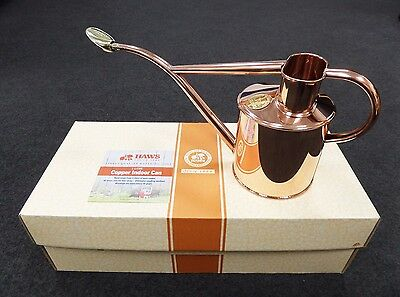 Brand-new Haws Indoor Copper Watering Can Handmade