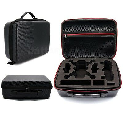 Waterproof Carry Case Storage Bag Hard Shell Cover Suitcase For DJI Spark Drone