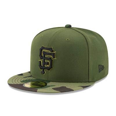 New Era San Francisco Giants 2017 Memorial Day 59FIFTY Fitted MLB Cap