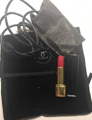 CHANEL Lipstick Necklace (VIP Gift)