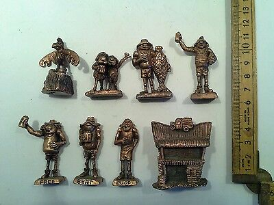 Ettamogah Pub & Characters Bronze Copper Figurines