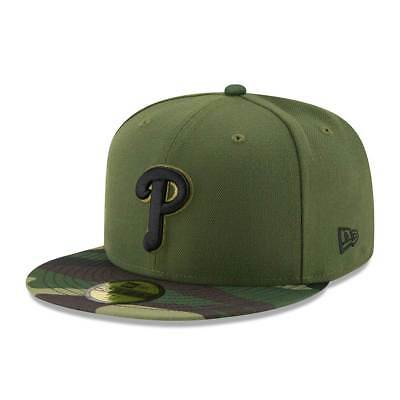 New Era Philadelphia Phillies 2017 Memorial Day 59FIFTY Fitted MLB Cap