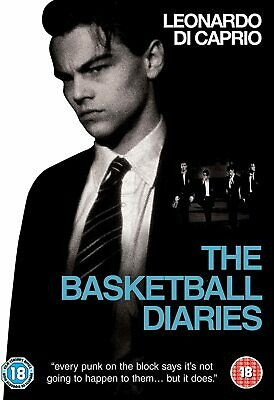 THE BASKETBALL DIARIES DVD Leonardo DiCaprio New Sealed Original UK Release R2