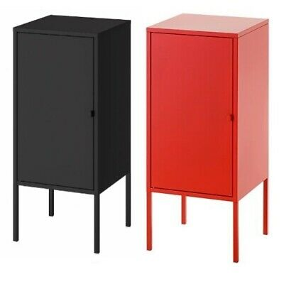 Ikea LIXHULT Cabinet Cupboard,Home Office Storage Living,Metal,3 Colors,35x60cm