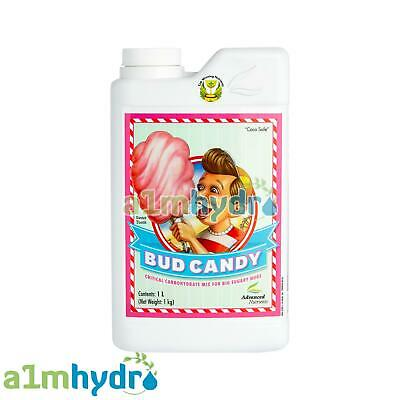 Advanced Nutrients Bud Candy 1 Litre 1L Flower Sweetener Enhancer Hydroponics