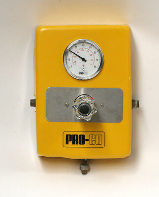 Used Pro Co Heavy Duty Thermstatic Mixing Valve