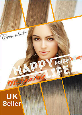 Full Head 100% Human Remy Hair Weaves wefts extensions-weave-Multi colors