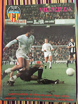 West Bromwich Albion England Valencia Spain Uefa Cup 1978 1979
