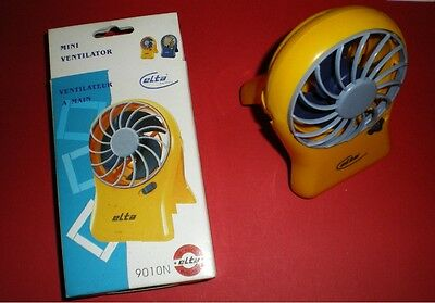 "Mini Ventilateur A Main ""elta"""