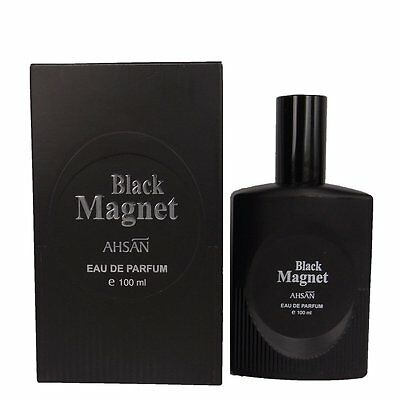 Ahsan Black Magnet EDP - 100 ml (For Men, Women)Perfume Fragrances
