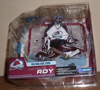 Patrick Roy, McFarlane Hockey action figure,  new