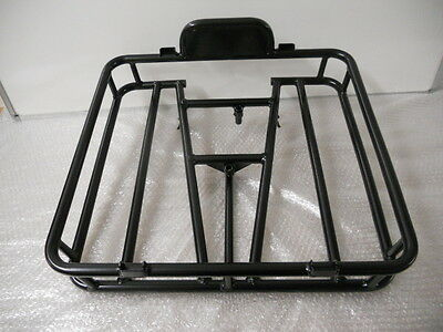 Piaggio Liberty 50 4T Rear Carrier Luggage Rack Black RRP £344.42!! New 657247