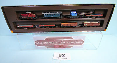 Marklin 'z' Gauge 8103 Track Maintenance Train Pack Boxed #92