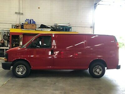 2004 Carpet Cleaning Truckmount Van Prochem Apex Chevy 3500