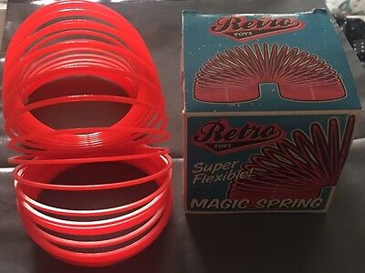 Retro Magic Springs/slinkys