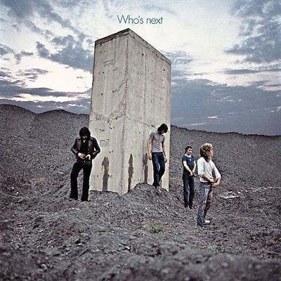 THE WHO ~ WHO'S NEXT ~ 3 x DELUXE EDITION VINYL LP ~ *NEW*