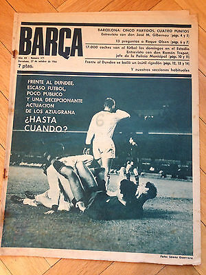 Barcelona Spain Dundee Scotland Fairs Cup Uefa C3 1966 1967 Ireland Benfica
