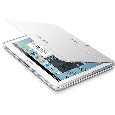 Official Samsung Galaxy Tab 2 10.1 Book Cover - White