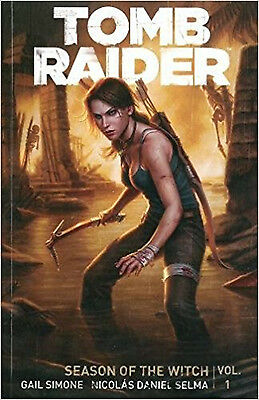 Tomb Raider Volume 1: Season of the Witch, Gail Simone, Excellent Book