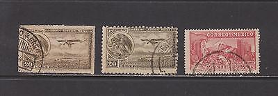 Mexico- Lot 4644,  Used, Airmails.