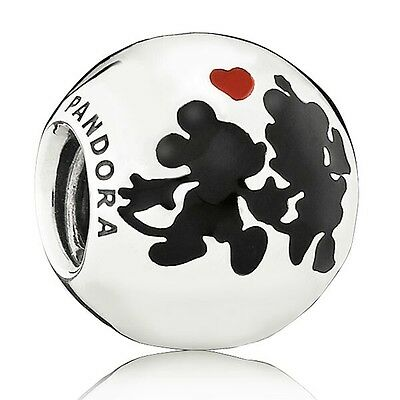 PANDORA Disney, Minnie & Mickey Forever -UK Seller