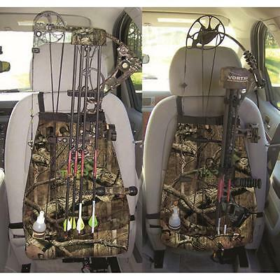Trophy Hunting Products Back Seat Bow Sling - Holder Storage Mossy Oak Camo