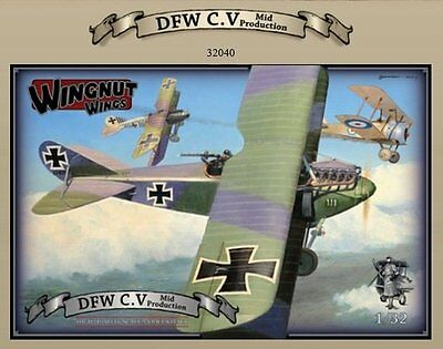 Wingnut Wings Limitiert Dfw C.v Mittlere Production Top Modell In 1/32 2 Stück !