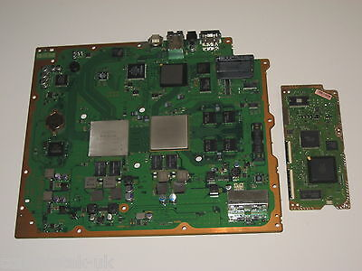 Sony Ps3 Cechg 40Gb Sem-001 Faulty Motherboard + Blu Ray Board