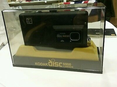 Kodak disc camera 6000 with instructions