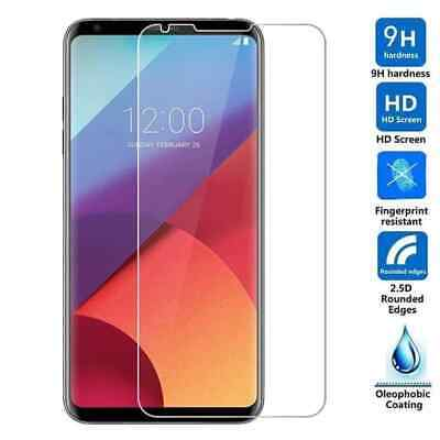 (2 Packs) HD Premium Tempered Glass Screen Protector for LG V30