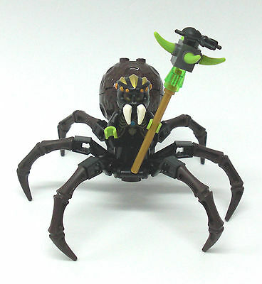 LEGO Legends of Chima - Spinlyn - Figur Minifig Spinne Spider NEU NEW 70133