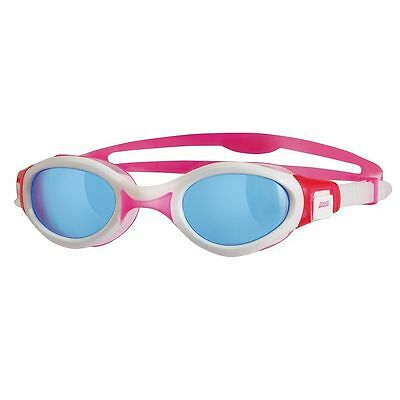 Zoggs Venus Ladies Curved Antifog Practice Swimming Goggles