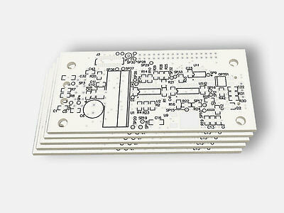 PCB Manufacture Fabrication 2 Layer Prototype Etching 10x10cm 10pcs