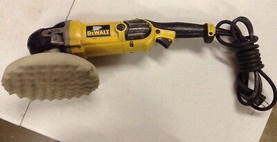 "DeWALT DWP849X 7"" - 9"" Variable Speed  Polisher Buffer Tool - Soft Start *USED*"