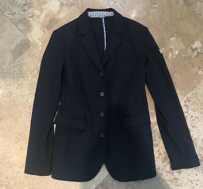 Animo Lootha Cometition Jacket Navy Size I 46