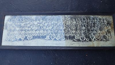 Boston Police Strike 1919 Mass  State Guard Replacements 1St Motor Corps Photo
