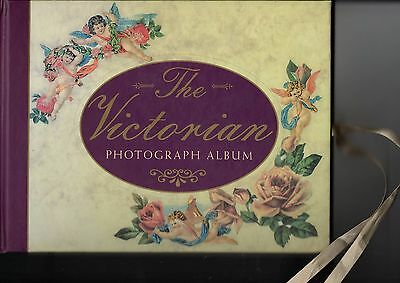 The Victorian PHOTOGRAPH ALBUM Never Used