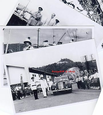 Various events of (Jesselton)K.K.(approx.1950-70s)group  of 4