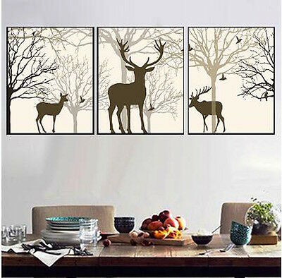 Large Painting By Number Kit Canvas 40*50cm AU STOCK S2 DIY F3P011 FUN