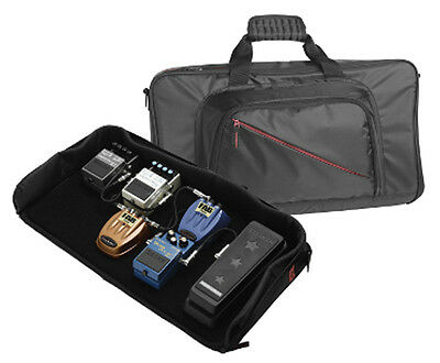 Kaces Razor Series Pedal Board Bag for Guitar Effects Pedal