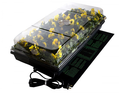 Hydrofarm Inc CK64050 Germination Station with Heat Mat