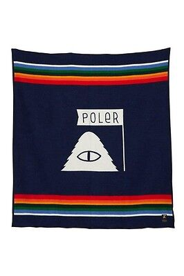 New PENDLETON POLER Crater Lake Special Edition Wool Blanket