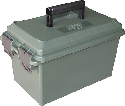 MTM Molded Products Company Ammo Can, Forest Green